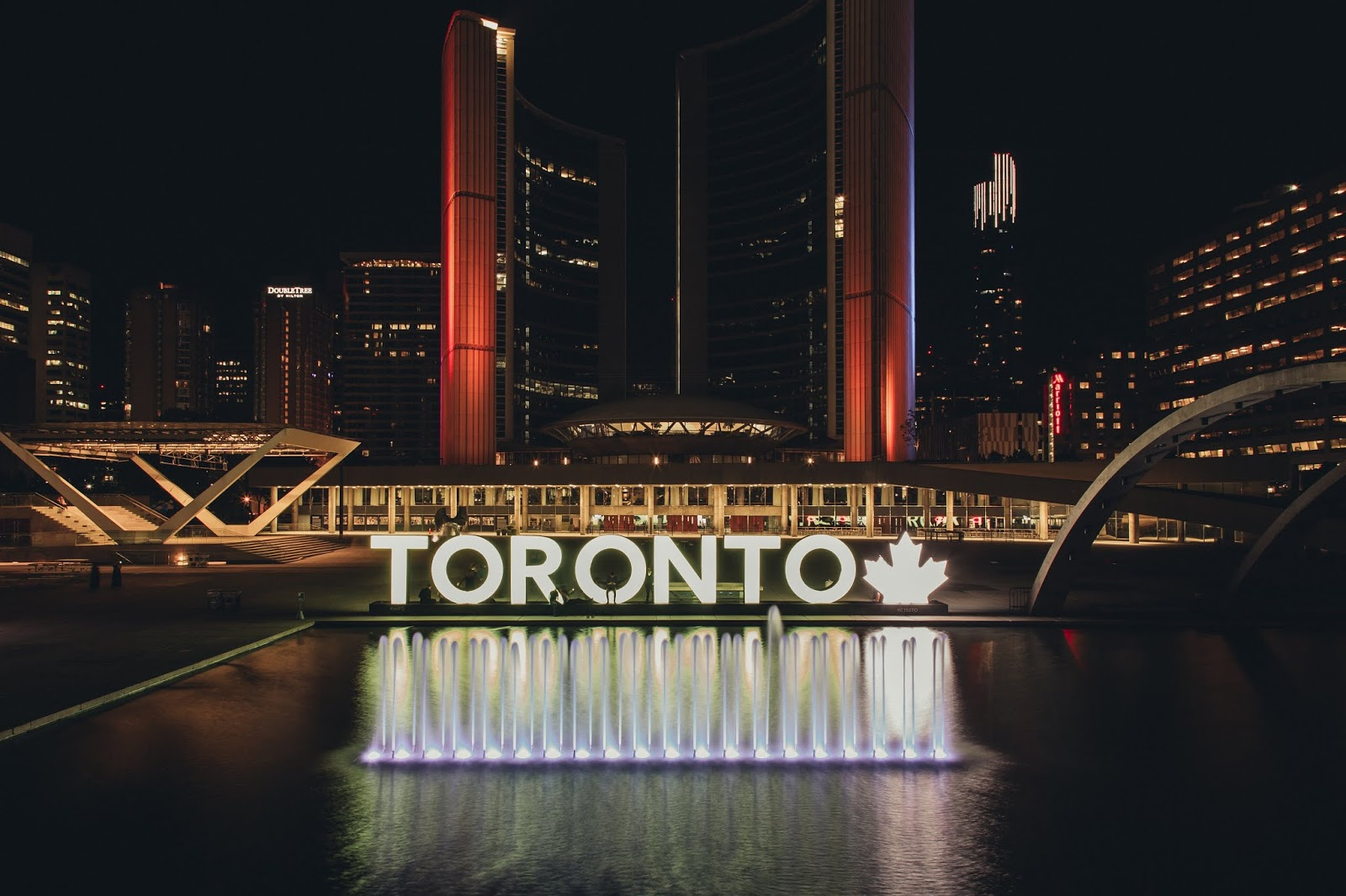 Best Canada city Toronto HD wallpapers