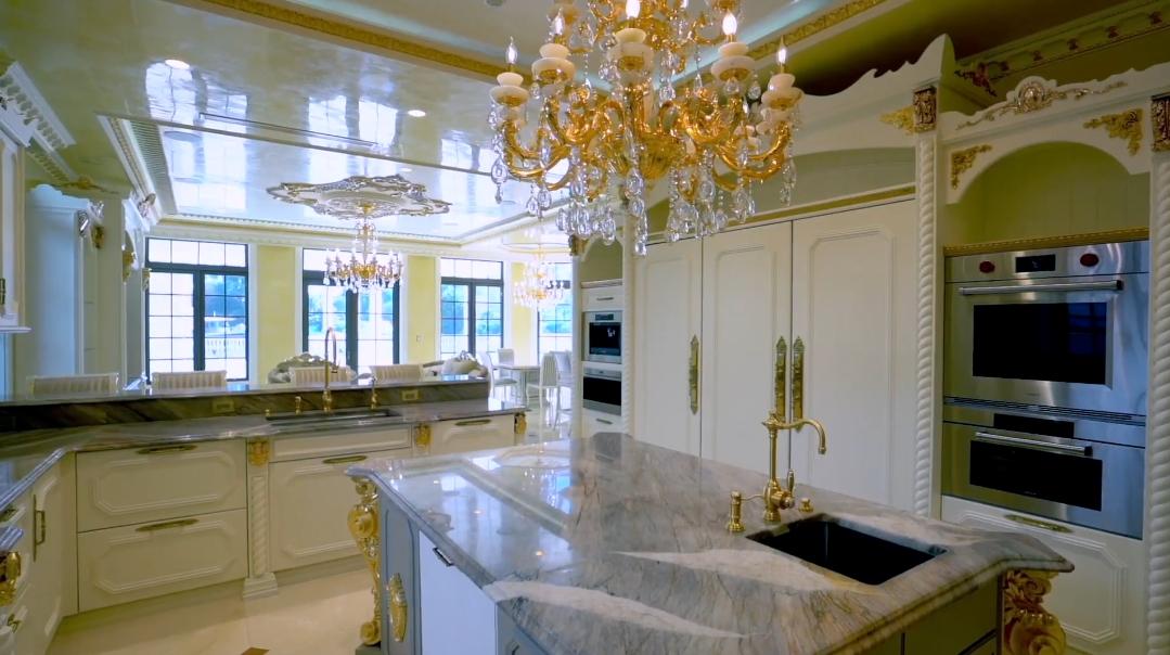 49 Interior Design Photos vs. 4200 NE 31st Ave, Lighthouse Point, FL Ultra Luxury Mansion Tour