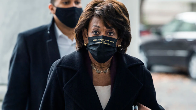 Report: Maxine Waters Requested Police Protection Before Pushing 'More Confrontational' Unrest Amid Riots