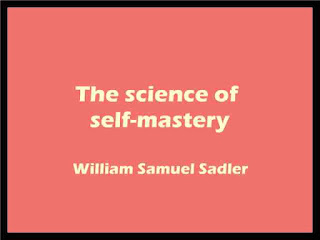 The science of self-mastery