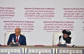 Begin the real test of peace or civil war, Afghan leadership