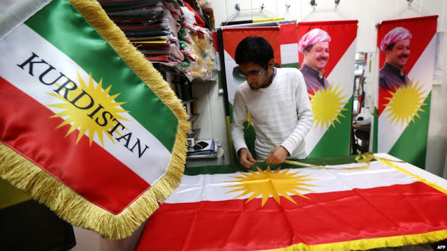 ظهرت الان     كشوفات نتائج استفتاء كردستان 2017 kurdistan اليوم الاثنين 25-9-2017 المؤشرات الاولية لنتيجة استفتاء كردستان الان