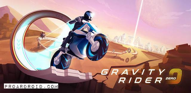 Gravity Rider Zero النسخة المهكرة