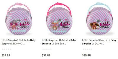 Стоимость большого шара Лол О Ла Ла