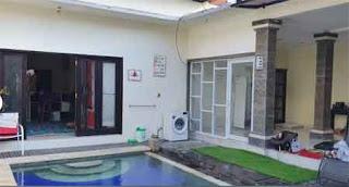 Villa dijual di Bali hak milik