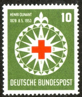Henri Dunant, Red Cross Founder Germany