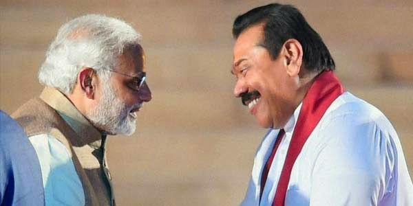 Modi maintains friendship with Srilanka