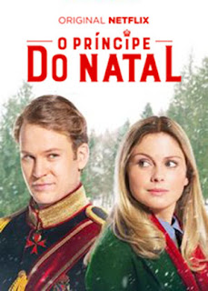 O Príncipe do Natal - HDRip Dual Áudio
