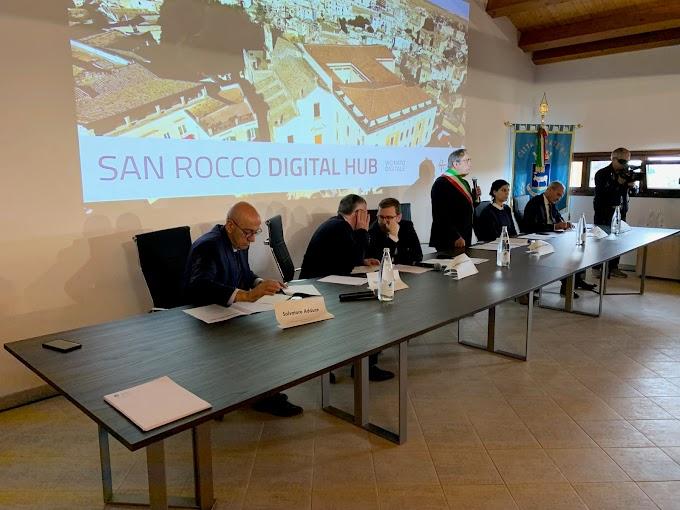 Inaugurato l'Hub per la tecnologia e l'innovazione della Città di Matera