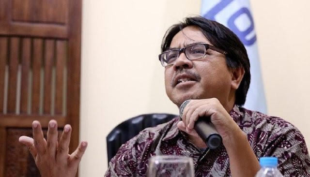 Dipolisikan Masyarakat Minang, Ade Armando: Memang Salah Saya Apa?