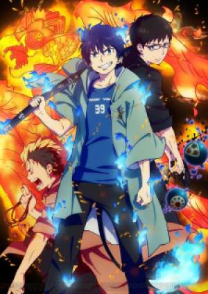 Ao no Exorcist: Kyoto Fujouou-hen 12 Subtitle Indonesia End