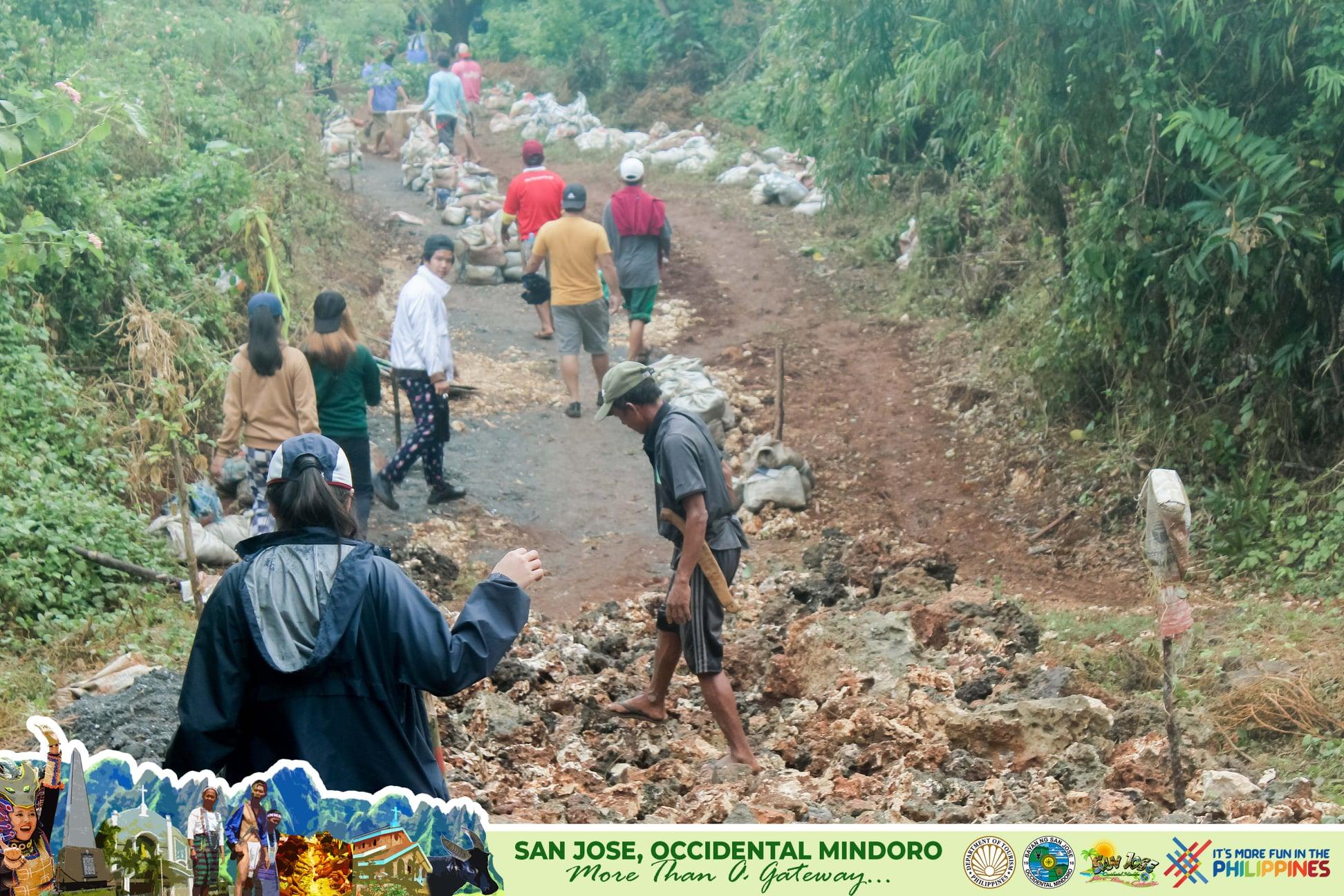 Tourism Ridge Road Ilin Island, San Jose, Occidental Mindoro