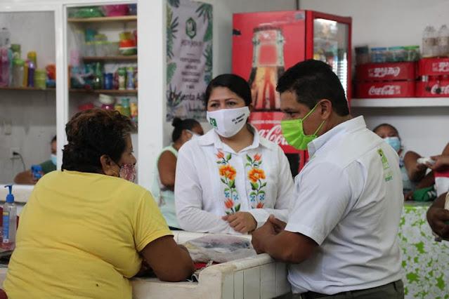 En Tixkokob, ciudadanos demandan servicios públicos de calidad