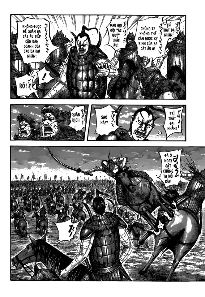 Kingdom Chapter 565 - Hamtruyen.vn