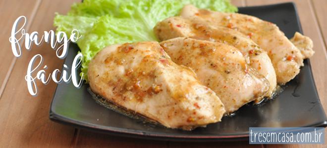 receita frango facil