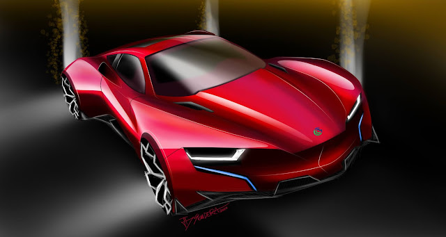 Genovation Cars Announces Design Competition Winners