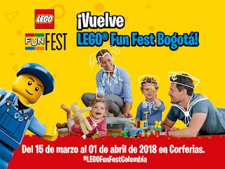 LEGO FUN FEST 2018 Bogotá