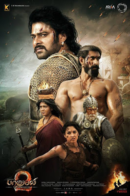 Baahubali 2 The Conclusion (2017) Hindi Audio Full Movie DVDScr HD Part 1