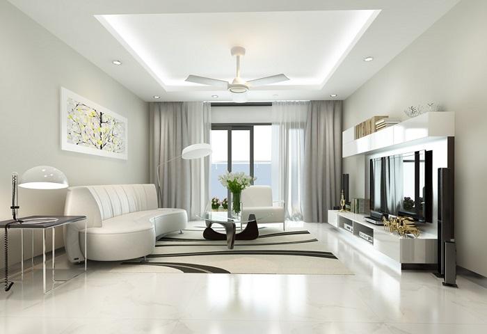 Không gian căn hộ cao cấp tại chung cư An Bình City