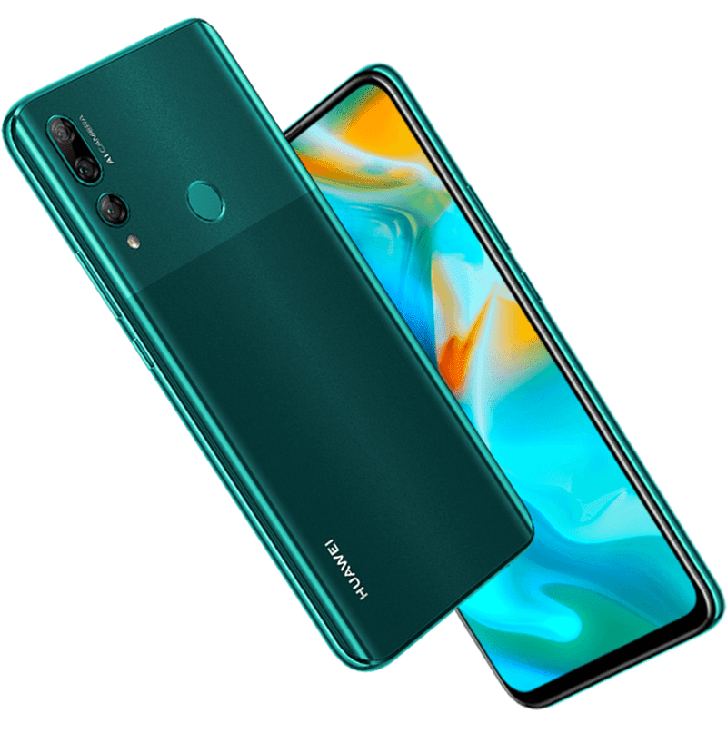 Huawei releases Y9 Prime 2019 with pop-up cam and triple-cam