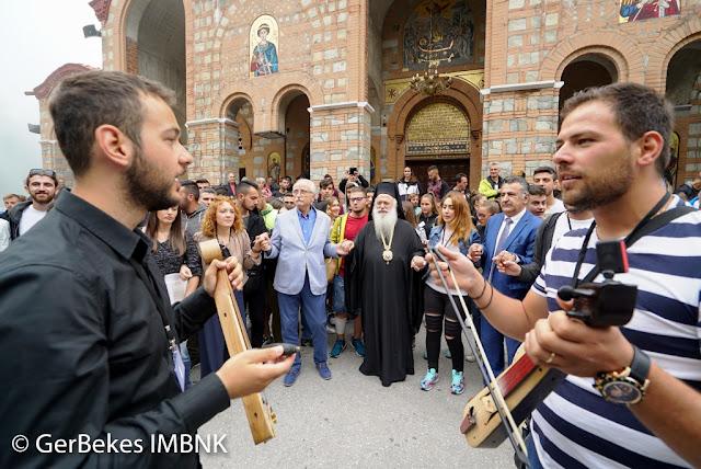 ''Η Παναγία Σουμελά υπήρξε πάντοτε προστάτιδα του Ποντιακού Ελληνισμού''