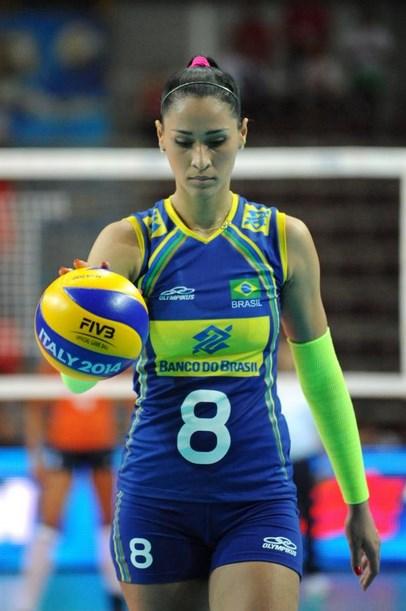 atlet cantik asia atlet cantik asian games atlit cantik angkat besi Jaqueline Carvalo