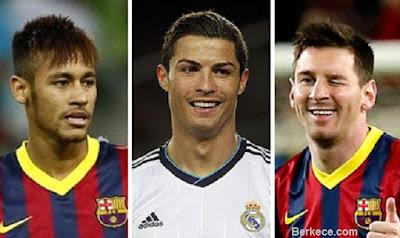 5 Pemain Sepakbola Terkaya di Dunia Tahun 2015