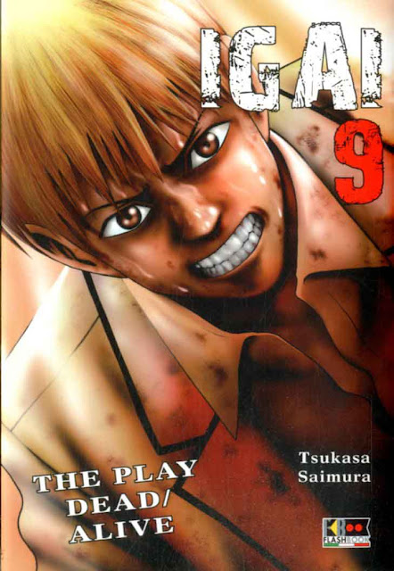 Igai: The Play Dead/Alive #9