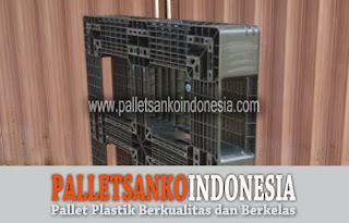 Aturan Penggunaan Pallet Plastik Sanko