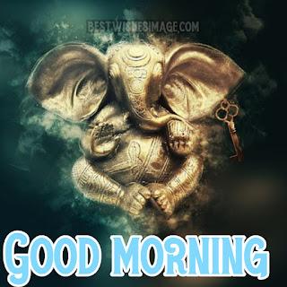good morning cute ganesh ji hd pictures download