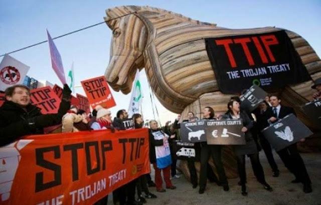 Συζήτηση για την TTIP και την CETA στο Ναύπλιο την Παρασκευή 18 Νοεμβρίου