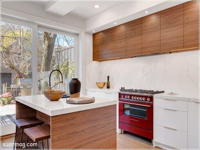 اسعار المطابخ الخشب 2020 16   Wood kitchen prices 2020 16