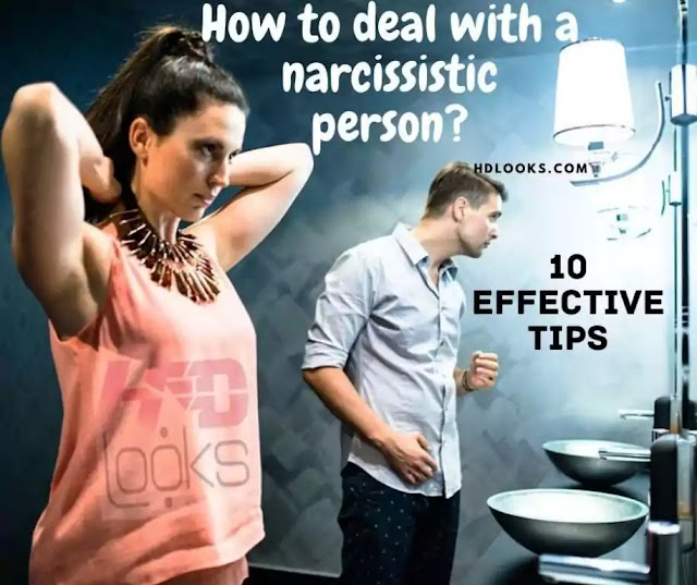Narcissistic Abuse Syndrome: How to deal with a narcissistic person?