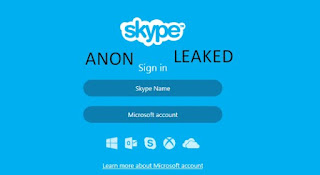 Combo List Skype Accounts Free Update Working 2019 - Follow Anon Leaked to get more skype accounts free daily working updated..