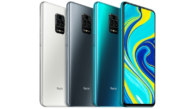 Redmi Note 9S Colors