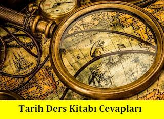 9. Sınıf Tarih Meb Yayınları Ders Kitabı Cevapları