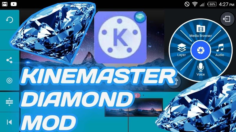 KineMaster Diamond Download free