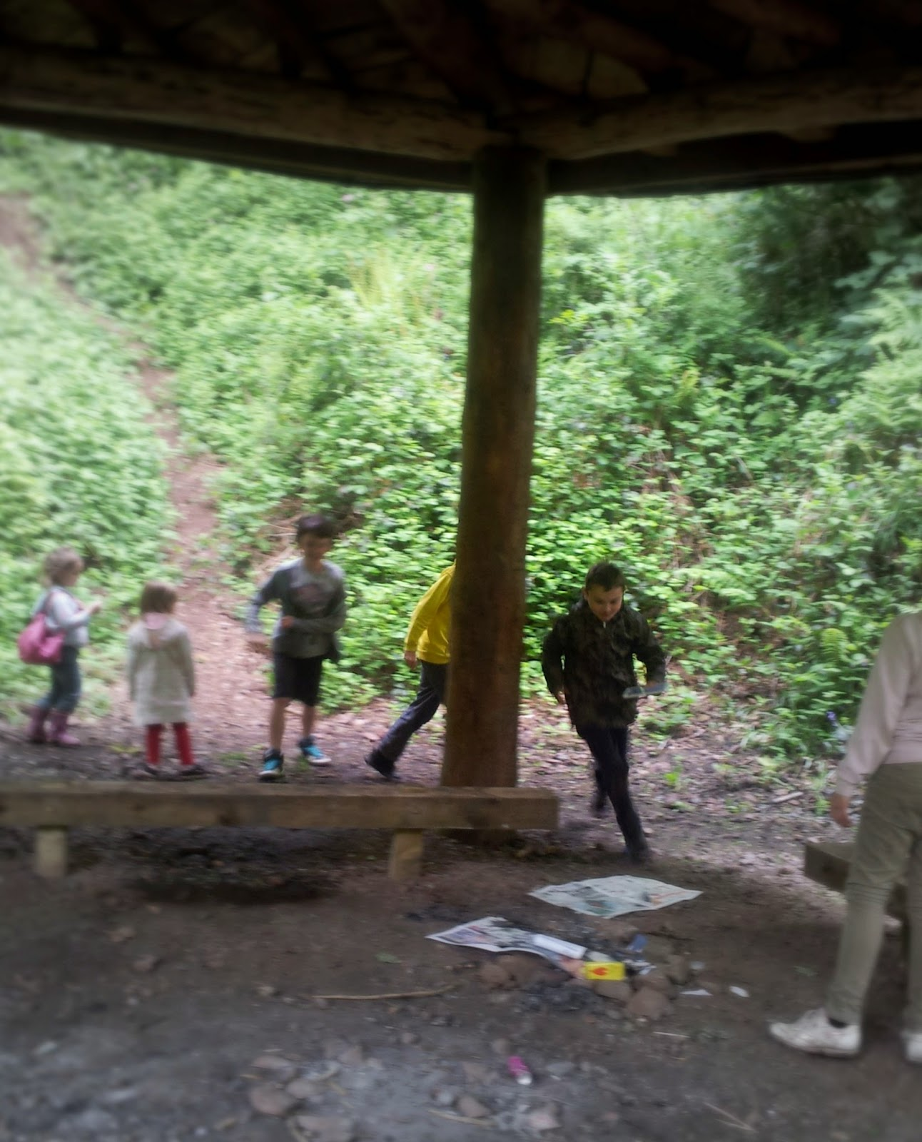 , The Enchanted Forest #CountryKids