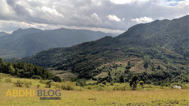 Bukit Ce'da, Dusun Bara, Desa Bontomanurung, Kecamatan Tompobulu, Kabupaten Maros