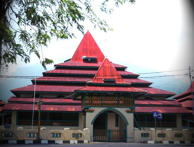 Ternate mosque Islamic heritage