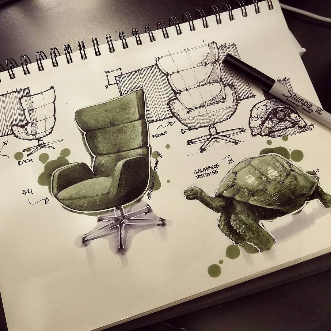 05-Turtle-Chair-TiahDesign-Animal-Inspiration-for-Product-Design-www-designstack-co
