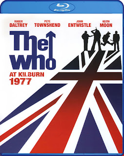 The Who: at Kilburn 1977 [BD25]