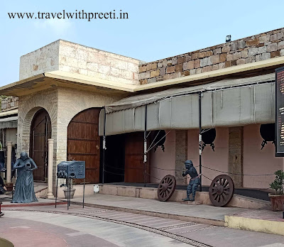 Wax Museum Nahargarh  - नाहरगढ़ मोम संग्रहालय