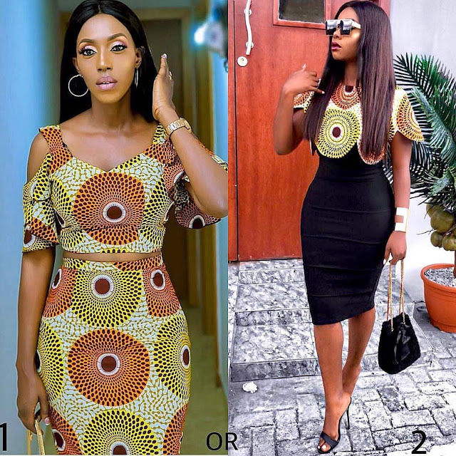 2019 African Fashion: Latest Ankara Gown Styles