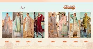 Shree fab Mariya B lawn Spring Summer 20 vol 2 pakistani Suits