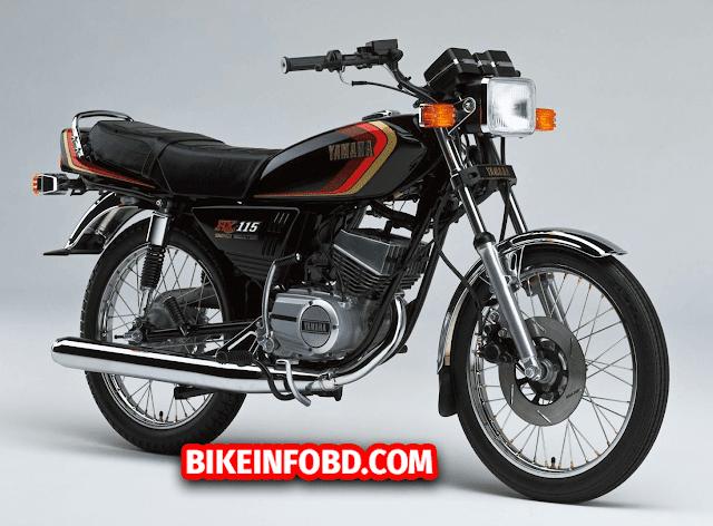 yamaha rx 115 new model