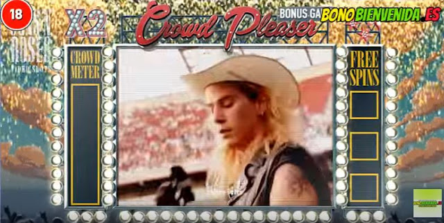 la mejor tragaperras online de video slots en Español guns and roses 2016