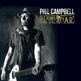 "Το trailer του Phil Campbell για το ""These Old Boots Feat"" από το album ""Old Lions Still Roar"""
