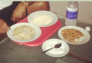 'To avoid possible Lassa fever infection, avoid drinking garri'