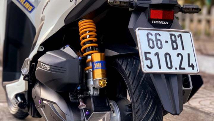 Honda Vario 'lột xác' với loạt đồ chơi khiến tất cả phải ước mơ